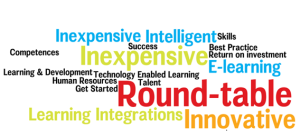 Logo of e-learning roundtable